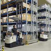 Crown launches versatile MPC 3000 Series Lift Truck