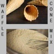 Ice Cream Waffle Cone Instant Pre Mix | Made in Australia