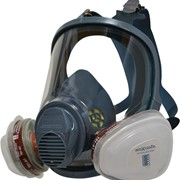 Full Face Mask Silicone Chemical Respirator (R690)