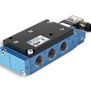 Large 4 & 5 Way Solenoid Valves | MAC