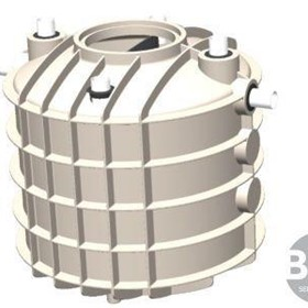 1000L BLOO Grease Arrestor