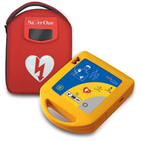 Saver One Semi Automatic PAD Defibrillator | SVOB0001
