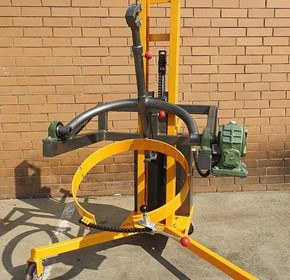 Jialift Power Drum Rotator Lifters - DTF300