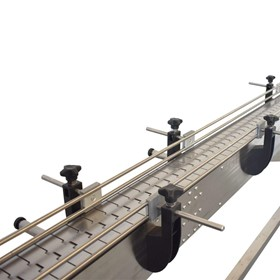 Stainless Steel Slat Conveyor 4800mm |  PSC-6-4.8