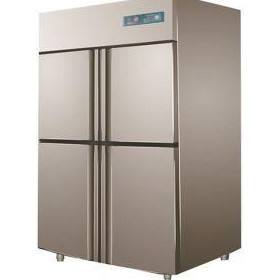 Fralu Upright Freezer - 4 x Split Door