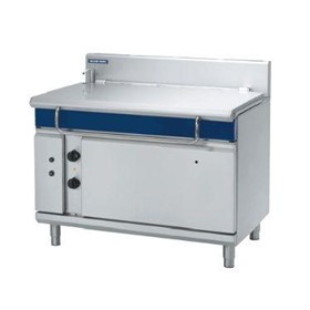 Electric Tilting Bratt Pan Blue Seal Evolution Series E580-12E - 1200m