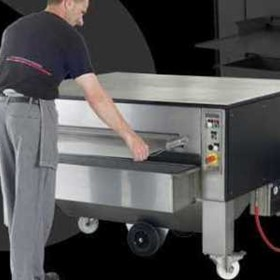 Industrial Automatic Tray Washer/Cleaning System | JEROS 9020