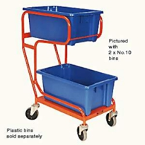 Industrial Trolleys | Warehouse Trolley | Aussie
