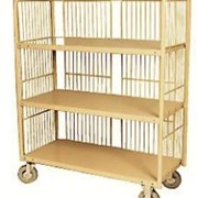 Industrial Trolleys | Clean Linen | Aussie