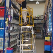 Safety Access & Order Picker Platforms