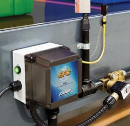 Electronic Flow Control for Compressed Air