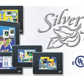 Operator Interfaces & Touch Screens:  Maple Systems – Silver Series