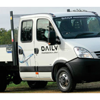 Light Commercial Vehicles - Iveco Daily Cab
