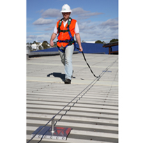 Height Safety Hammerhead Safetyline Roof System