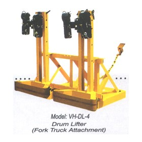 Drum Lifter - Forklift Attachment