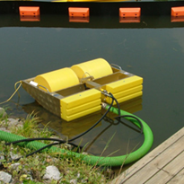 Oil Recovery Skimmer System