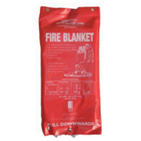 Fire Safety - Fire Blanket