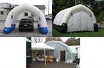 Inflatable Workstations and Shelters | QwikShelter