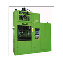 Engel Elast 250 V Vertical Rubber Injection Moulding
