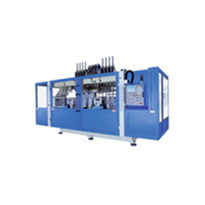Automa- Continuous blow moulding extrusion