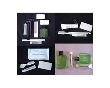Personal Hygiene Products - Bathroom-In-A-Bag / Toiletries