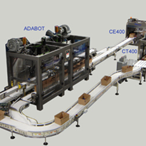 Fallas Fully Integrated Case Packing Systems