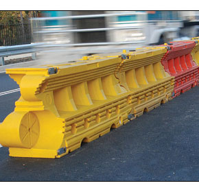 """Constructor Safe"" Crash Barriers"