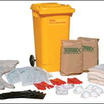 Spill Kits - 280 Lt Portable Kit