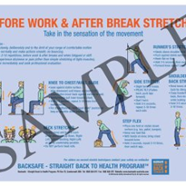 Before Work + After Break Stretches (New)