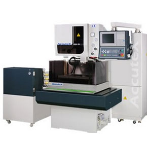 Accutex Wire Cutting EDM - AU Series