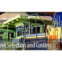 Minining / Cement / Aggregates Consulting - Equipment Selection & Costing