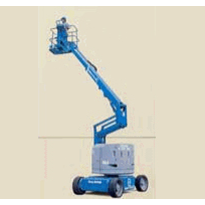 Knuckle Booms - Narrow Self-Propelled Articulating Boom Z-34