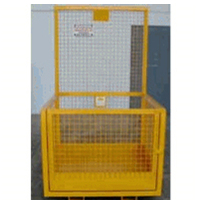 Used Slip-on Attachments - Safety Cage