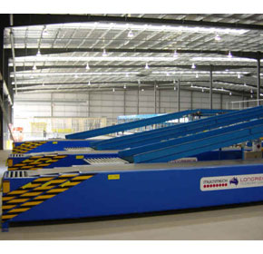 LongReach Telescopic Conveyors