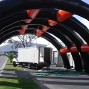 Large Portable Inflatable Shelters/Field Space