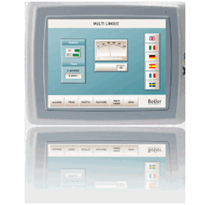 Exter Operator Terminals - Touch Type Panels - Exter T100