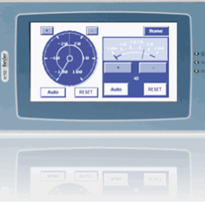 H-Series Operator Terminals - Touch Type Panels - H-T50b