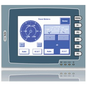 H-Series Operator Terminals - Touch Type Panels  - H-T60b