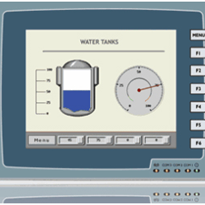 H-Series Operator Terminals - Touch Type Panels - H-T80c
