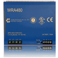 Chinfa Industrial Power Supplies - WRA480