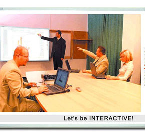 DreamVision iBoard (Interactive Whiteboard) 77