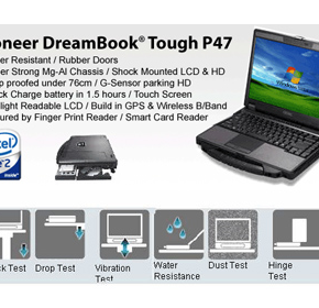 DreamBook Tough P47