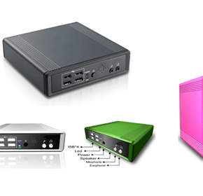 DreamVision Ultra Mini Fanless PC 603