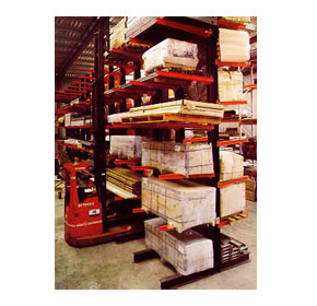 Pallet Racking - Cantilever Rack