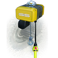 GIS Electric Chain Hoists