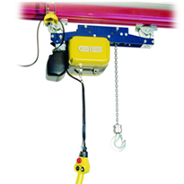 Electric Chain Hoists - Low Headroom