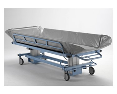 TR 4000 - Bariatric Shower Trolley