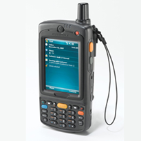 The Motorola  MC75: Setting a new standard for GPS Enabled Enterprise Digital Assistants