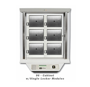 Keywatcher / Key Control Systems - W/Single Locker  Module