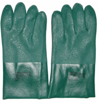 PVC Dipped Gloves - DOUBLE DIP PVC